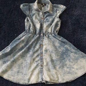 Other - Acid washed dress